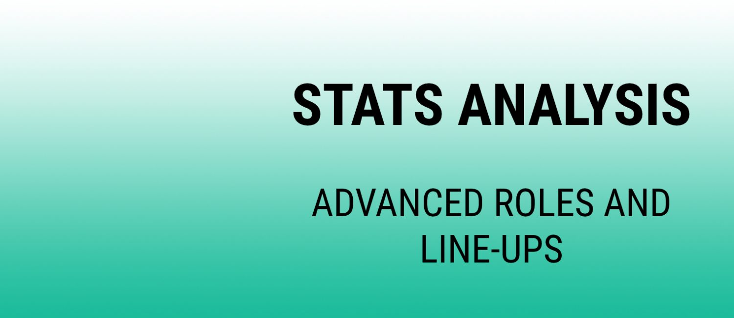 Advanced roles and line-ups