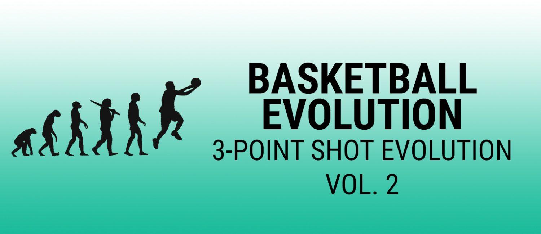 3-point shot evolution – Vol. 2